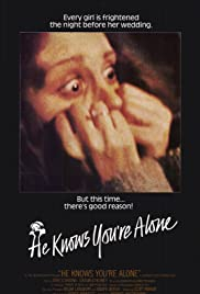 He Knows You're Alone (1980) 720p