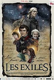 Les exilés Poster