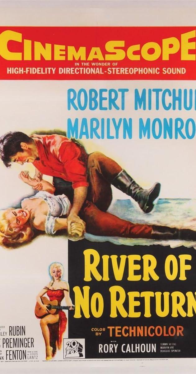 Subtitle of River of No Return