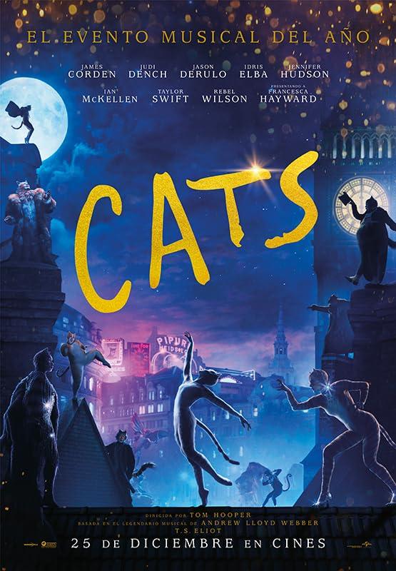 Cats (2019) Hindi Dubbed