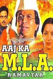 Aaj Ka M.L.A. Ram Avtar Poster