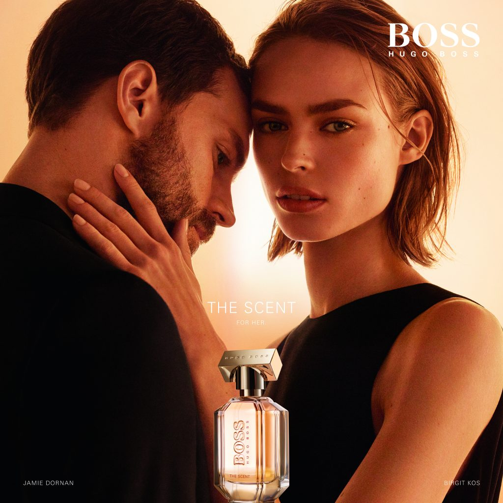 boss the scent jamie dornan