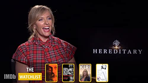 The Watchlist With Toni Collette