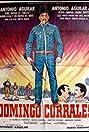 Domingo corrales (1988) Poster