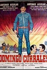 Domingo corrales Poster