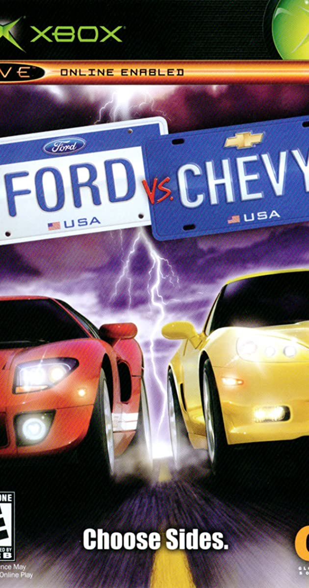 Ford vs. Chevy (Video Game 2005) - IMDb