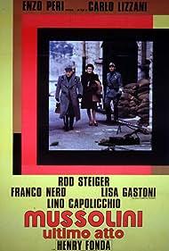 Mussolini ultimo atto Poster - Movie Forum, Cast, Reviews