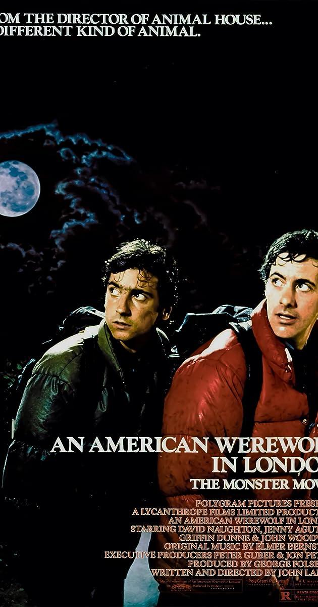 Subtitle of An American Werewolf in London