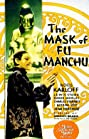 The Mask of Fu Manchu (1932) Poster
