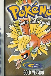 Pokémon Gold Version Poster