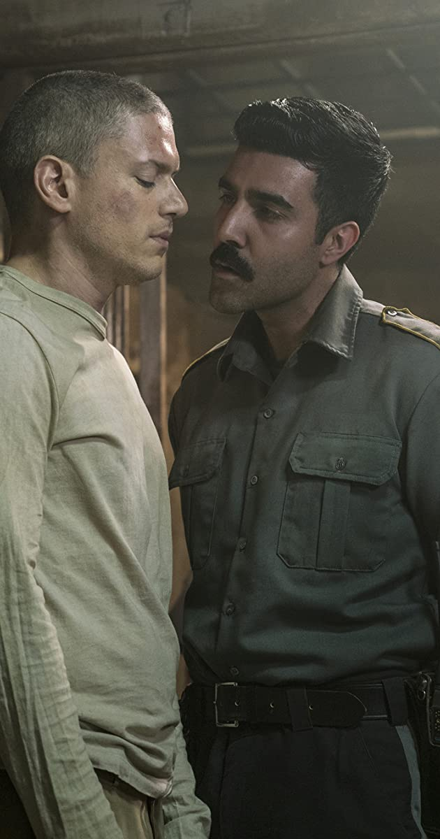 Prison Break The Liar Tv Episode 2017 Amin El Gamal As