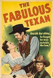 The Fabulous Texan Poster