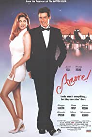 Kathy Ireland and Jack Scalia in Amore! (1993)