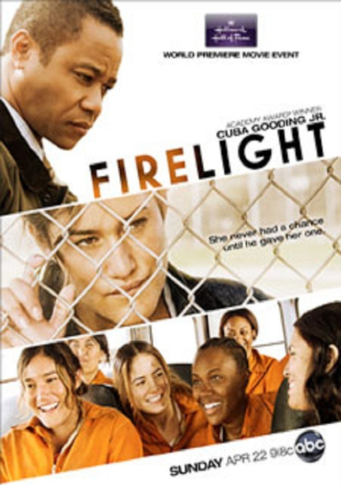 Cuba Gooding Jr., Q'orianka Kilcher, DeWanda Wise, and Emily Tremaine in Firelight (2012)