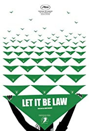 Let It Be Law Poster