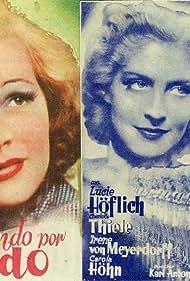 Ruth Eweler, Edith Oß, and Charlotte Thiele in Wir tanzen um die Welt (1939)