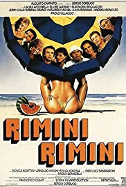 Rimini Rimini Poster