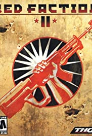 Red Faction II Poster