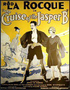 The Cruise of the Jasper B USA