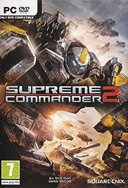 Supreme Commander 2 Poster