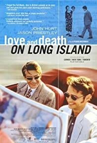 Primary photo for Love and Death on Long Island