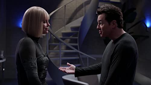 The Orville: Pria Stops By Ed's Room To Thank Him