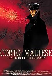 Corto Maltese in Siberia Poster