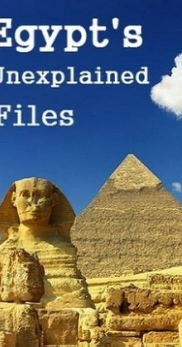Descargar Egypt's Unexplained Files Temporada 1 capitulos completos en español latino