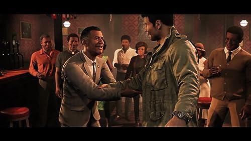Mafia III: One Way Road Story Trailer (Uk)