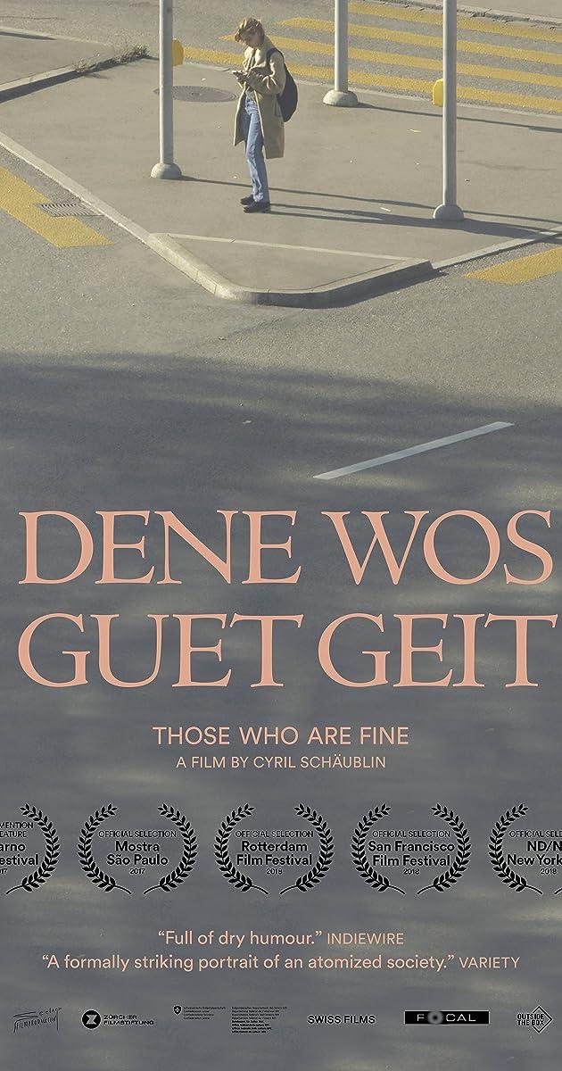 Dene wos guet geit (2017)