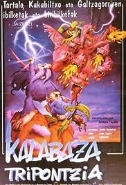 Kalabaza Tripontzia Poster