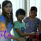 Gladys Reyes, Jillian Ward, Zymic Jaranilla, and Ayra Mariano in Poor Señorita (2016)