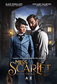 Primary photo for Miss Scarlet and the Duke