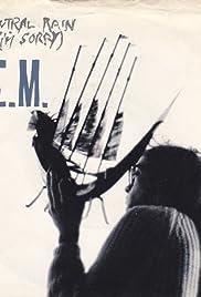 R.E.M.: So. Central Rain - I'm Sorry Poster