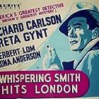 Richard Carlson in Whispering Smith Hits London (1952)