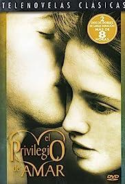 El privilegio de amar Poster