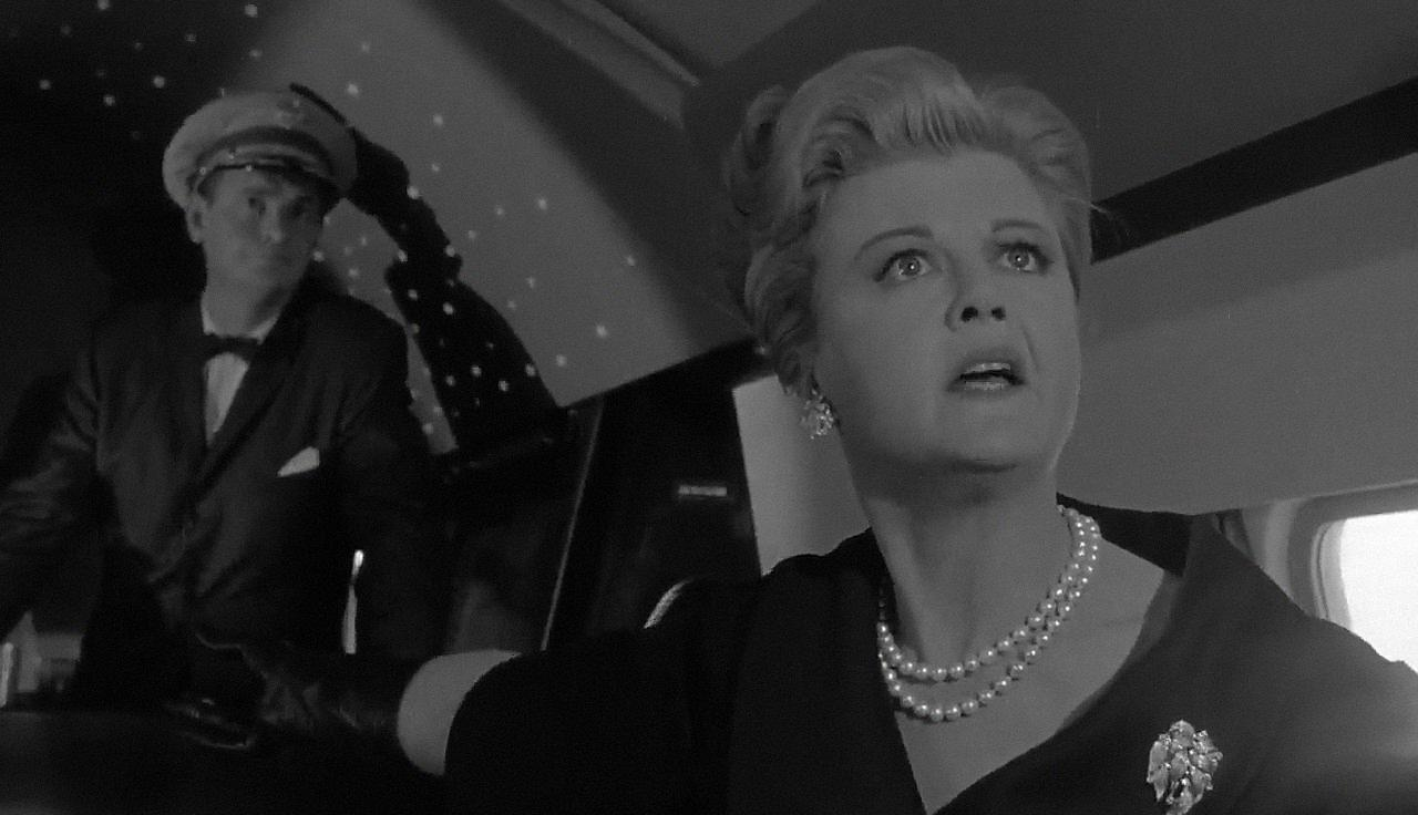 Image result for Angela Lansbury – The Manchurian Candidate
