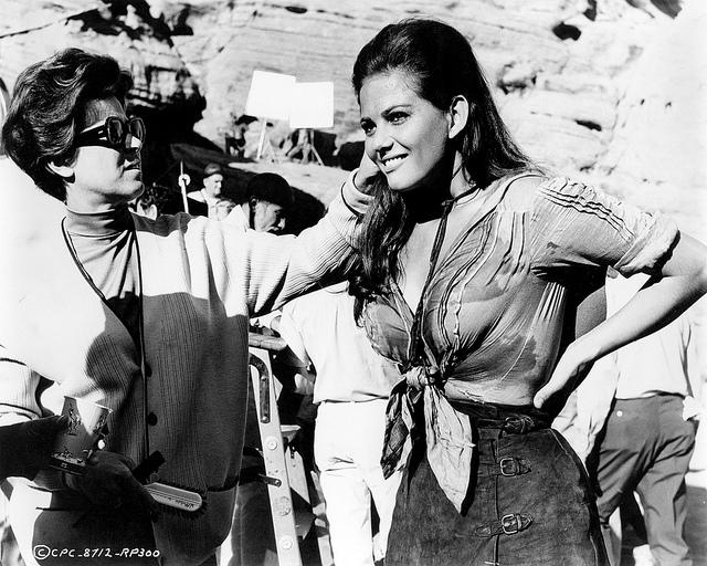 the professionals 1966 - claudia cardinale