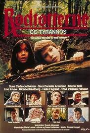 Rødtotterne og Tyrannos Poster