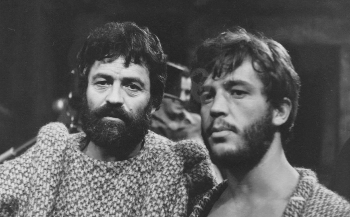 Igor Sunara and Ilija Ivezic in Odissea (1968)