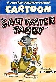 Salt Water Tabby Poster