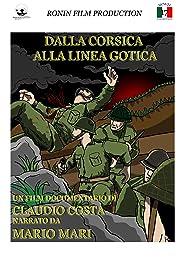 Dalla Corsica alla linea gotica Poster
