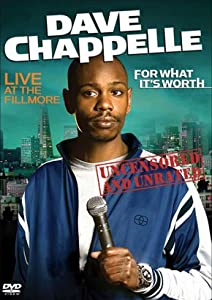 Watch divx movies sites Dave Chappelle: For What It's Worth [720x320]