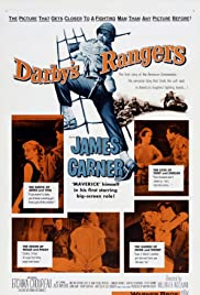 Darby's Rangers (1958) Poster - Movie Forum, Cast, Reviews