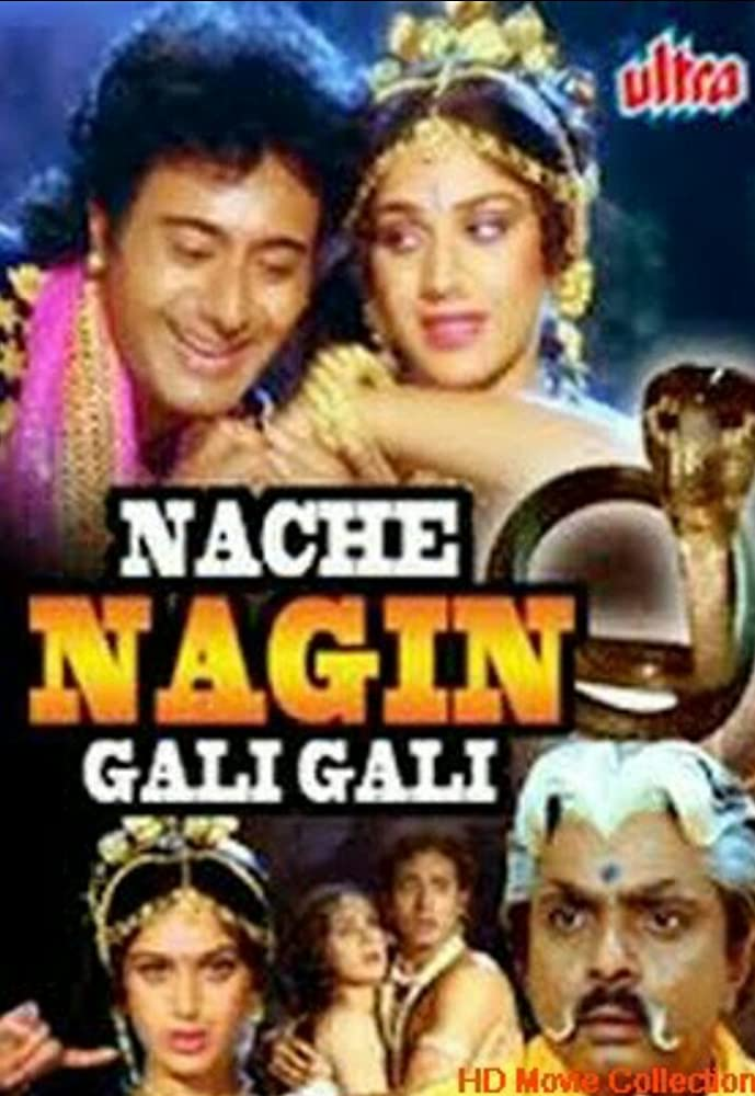 Nache Nagin Gali Gali 1989 Hindi Movie HS WebRip 300mb 480p 1GB 720p 2GB 1080p