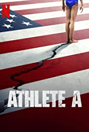 Athlete A Poster