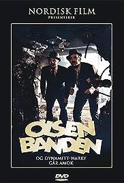Olsen-banden og Dynamitt-Harry går amok Poster