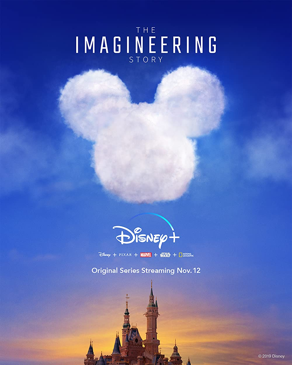 Filmbeschreibung zu Die Imagineering Story