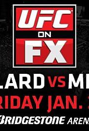 UFC on FX: Guillard vs. Miller Poster