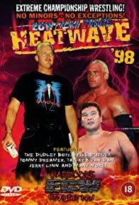 Primary photo for Extreme Championship Wrestling: Heatwave '98
